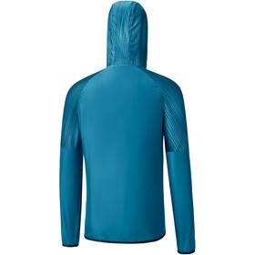 Mizuno Printed Hoodie Jacket Men turkish tile